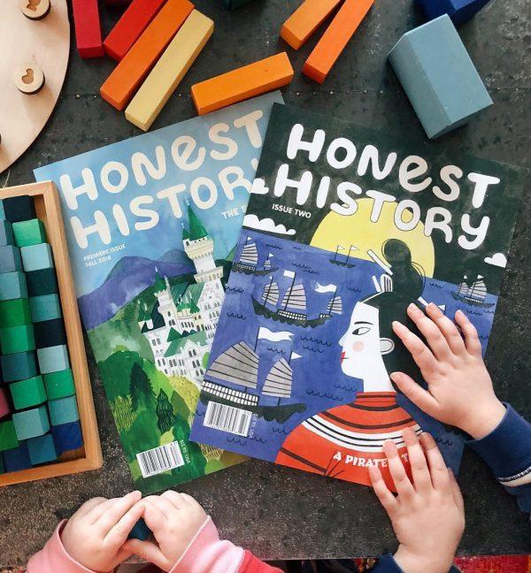 Honest History Subscription