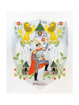 King Ludwig Risograph