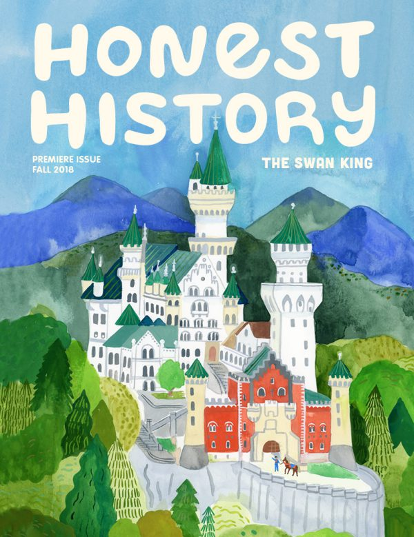 Honest History Premiere Issue