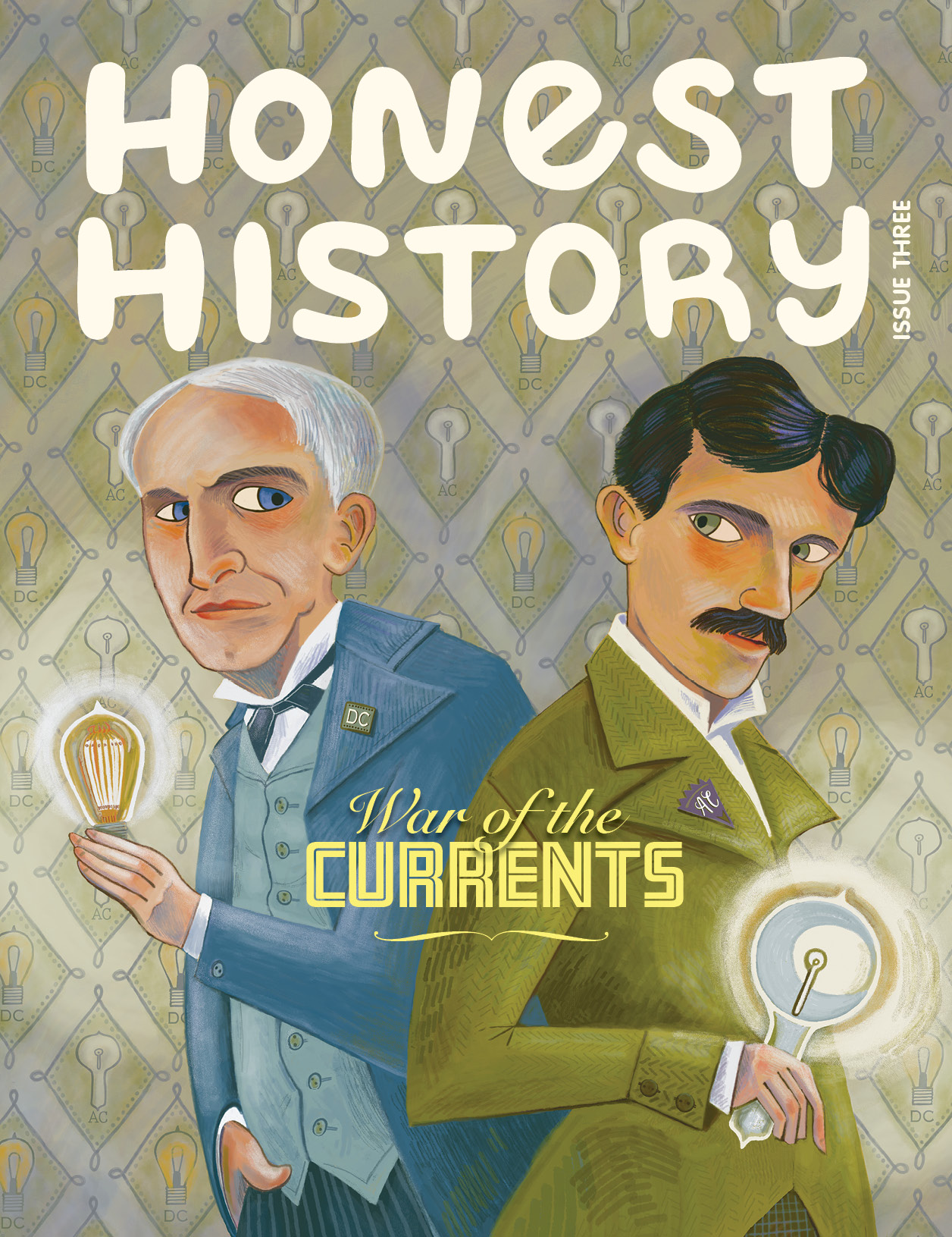 Honest History Issue Three Cover