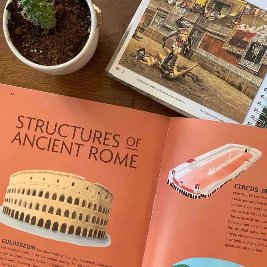 Structures of Ancient Rome